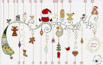 Alessandra Adelaide Needleworks AAN158 Waiting for Christmas