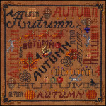 Autumn Typography Just Nan Designs JN249
