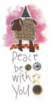 Peace Be With You (w/muslin) Amy Bruecken Designs