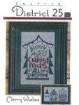District 25-Merry Wishes (w/btn) Bent Creek