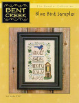 Blue Bird Sampler  Bent Creek