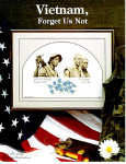 2498 Vietnam Forget Us Not by Brittany Inspirations