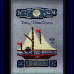 Carousel Charts Boy Boat Birth Record