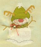 07-1031 Rudie (Snowballz) Reindeer CM Designs