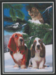 13-1038 Looking For Trouble by Cody Country Crossstitch & Crafts
