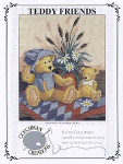 01-2204 Teddy Friends by Couchman Creations