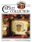 Cross Eyed Cricket, Inc. Acorn Autumn #212