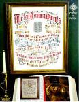 Ten Commandments by Cross N PatchHDC-238