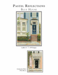 CW Designs Pastel Reflections-Blue House Size: 116w x 157h