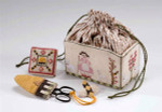 11-2196 Mary's Etui & Accessories by Dames Of The Needle