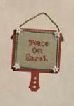 10-1892 Peace On Earth 40 x 36 by Dames Of The Needle