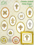 99-1704 Christian Symbols-Devine Designs by Designing Women