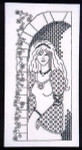 Dragon Dreams Inc. Blackwork Princess
