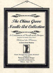 01-2597 Designs By Linda Driskell China Grove Needle Art Collection (DLD)