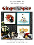 6373 Purr-ecious Pets by Ginger & Spice