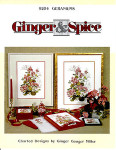 4426 Geraniums by Ginger & Spice