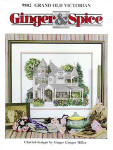 98-1452 Grand Old Victorian by Ginger & Spice