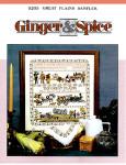 4427 Great Plains Sampler by Ginger & Spice