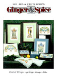 7025 Arts & Crafts Designs by Ginger & Spice