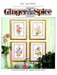 3884 Les Fleurs by Ginger & Spice