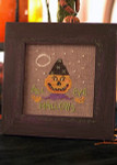 05-2322 Pumpkinhead by Valentine Stitchery