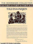 Told In A Garden Bookmark Collection, The