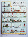 2619 Lighthouses Here & There by Tidewater Originals