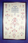 03-1610 Pennsylvania Showtowel by Treasured Samplers
