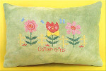 Trail Creek Farm Garden Girls Pillow Kit (Plumpers To Go #3)