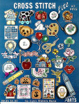 4533 Cross Stitch Lite #2 Pins by Graph-It Arts