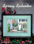 95-095 Spring Splendor by Graphs By Barbara & Cheryl