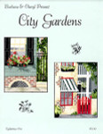 4186 City Gardens Collection 5 by Graphs By Barbara & Cheryl