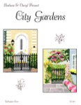 3473 City Gardens Collection 4 by Graphs By Barbara & Cheryl