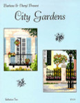 3110 City Gardens Collection 2 by Graphs By Barbara & Cheryl