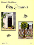 3109 City Gardens Collection 1 by Graphs By Barbara & Cheryl