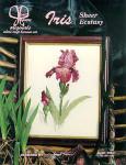 98-1226 Iris (Sheer Ecstasy) by Janet Powers Originals