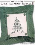 06-2691 Christmas Motif Sampler II by JBW Designs