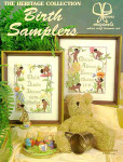 97-1871 Birth Samplers (Heritage Collection) by Janet Powers Originals