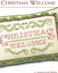 11-2135 Christmas Welcome 182w x 107h JBW Designs