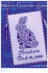 07-2274 French Country Bunny by JBW Designs