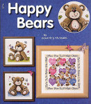 07-1885 Happy Bears by Jeanette Crews Designs