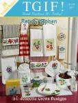 03-1949 Retro Kitchen (TGIF) by Jeanette Crews Designs