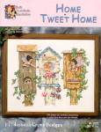 04-2549 Home Tweet Home by Jeanette Crews Designs