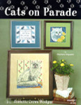 03-2533 Cats On Parade by Jeanette Crews Designs