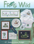 03-2371 Frog Wild by Jeanette Crews Designs