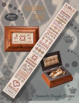 11-1240 Royalty ABC Sampler banner-35 x 354 box top-28 x 54 Jeannette Douglas Designs