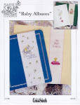 04-1075 Baby Albums by Just CrossStitch
