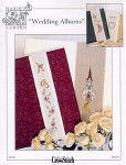 04-1319 Wedding Albums by Just CrossStitch