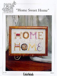 03-2610 Home Sweet Home by Just CrossStitch