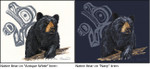 13-1626 Native Bear by Stitching Studio, The